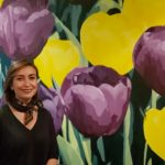 Piedad Tarazona artista colombiana