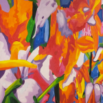 Pinturas en oleo Piedad Tarazona