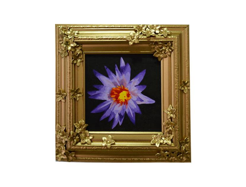 Cuadros de flores artistas colombianos. Piedad Tarazona